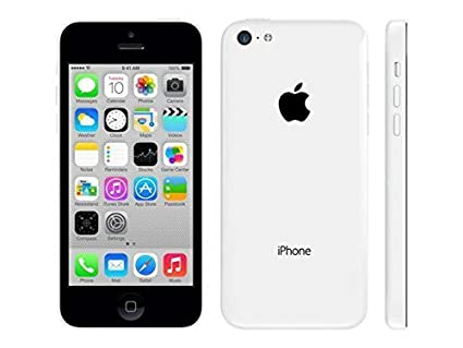 Apple iPhone 5C 16GB LTE Smartphone Compact Blanc (Reconditionné Certifié Grade A)
