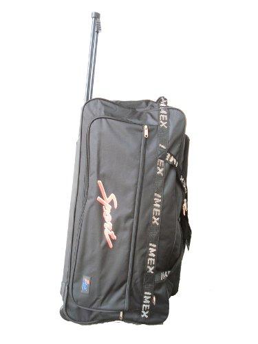 Sporttasche 3 Rollen Reisetasche XXL 80 cm /