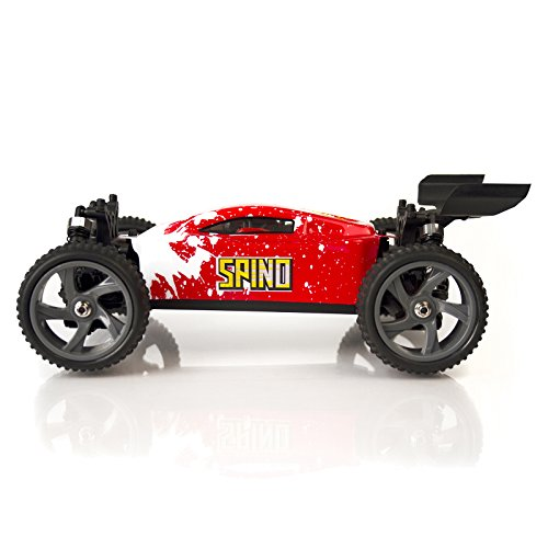 Himoto Spino 4Wd Brushless Arr Rc Buggy (1/18 Scale)
