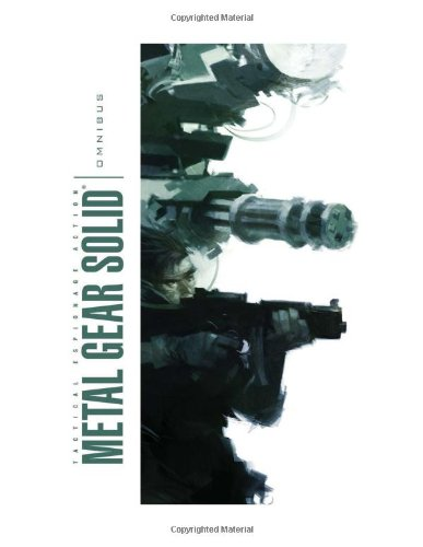 Metal Gear Solid Omnibus (Metal Gear Comic compare prices)