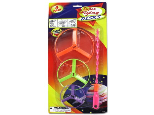 Super Flying Disks (Case Of 72) front-1074371