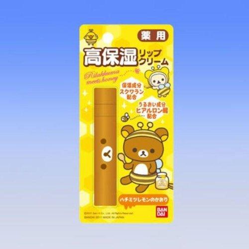 バンダイ リラックマ薬用リップクリーム 3.6g