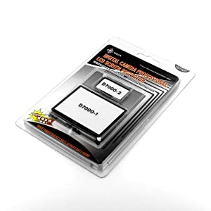 GGS II LCD Optical Screen Protector for Nikon D7000 New