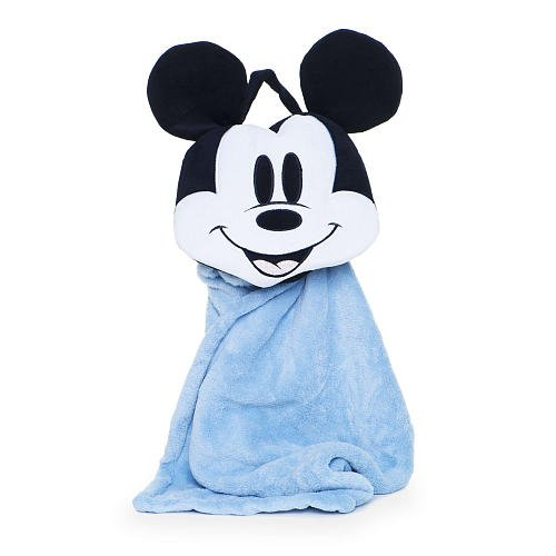 Disney Mickey Mouse Tuck Away Buddy Baby Blanket - 1