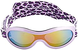 Real Kids Shades XTREME ELEMENTS Kids Sunglasses Lavender Chetah 3-7 Years, 37XTRELAVCHETAH