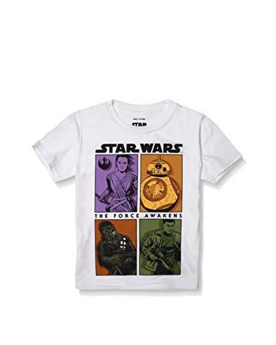 Star Wars Camiseta Manga Corta Rebels Panel