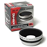 Opteka .45x High Definition² Wide Angle Lens for Canon PowerShot A570 A590 IS Digital Camera