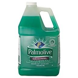 Palmolive Dishwashing Liquid, Original Scent, 1 gal. Bottle - four 1-gallon bottles per case.