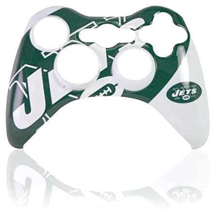 Xbox 360 Official NFL NY Jets Controller Faceplate