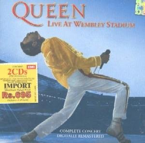 Live at Wembley '86 artwork