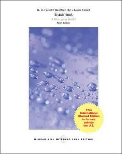 Business: a changing world (Economia e discipline aziendali)