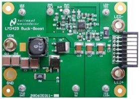 Texas Instruments Lm3429Bkbsteval/Nopb Lm3429, Led Driver, Buck Boost, Eval Board