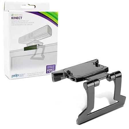 Microsoft Licensed Kinect Sensor TV Mounting Clip (Xbox 360)
