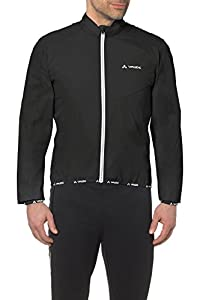 VAUDE Herren Jacke Men's Air Jacket II, Black, S, 04602