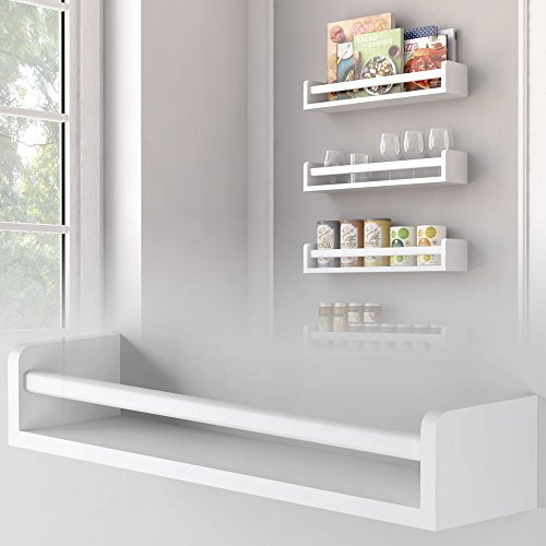 Small Kitchen Wall Rack