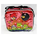 Angry Birds Red Foil Insulated Lunch Bag-tote-bag-school