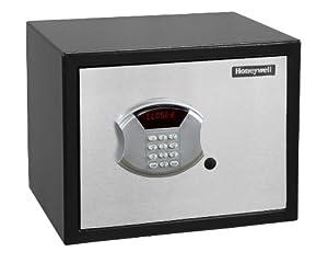 Honeywell Model 5104 Medium Steel Security Safe 0.83 Cubic Feet