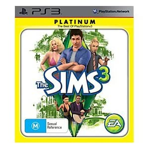 What is Sims 3 PS3 Platinum??
