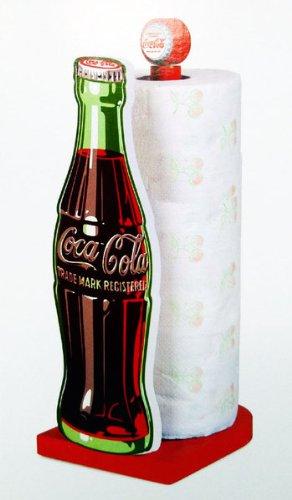≪Coca Cola コカ・コーラ≫ キッチンペーパーホルダー コンツァーボトル型