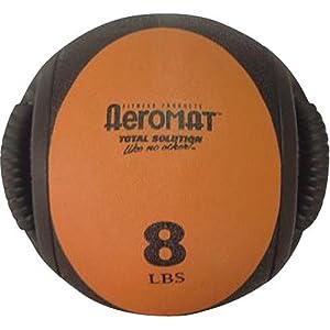 Buy Aeromat Dual Grip Power Medicine Ball by Aeromat