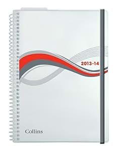 Collins Meta Agenda scolaire A6 Semainier Année 2013 2014 [en Anglais]