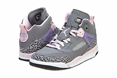 Amazon.com: Jordan Girl's Spizike Little Kid's Basketball Sneakers