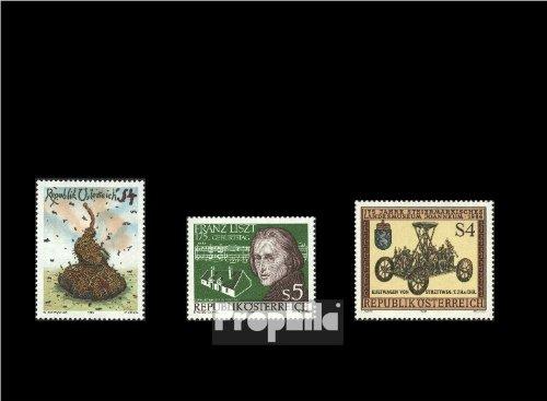 Österreich 1865,1866,1868 (kompl.Ausg.) gestempelt 1986 Sondermarken (Briefmarken für Sammler)