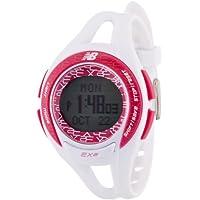 [ニューバランス]new balance 腕時計 EX2 903 ランニングウォッチ ホワイト×ピンク EX2-903-004 【正規輸入品】