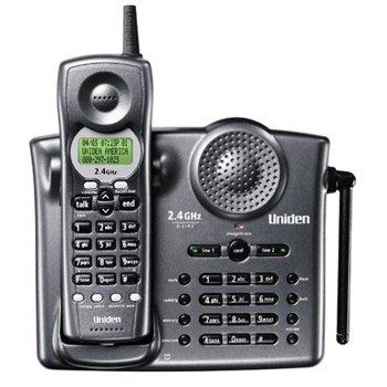 *Replacement* Black Phone Belt Clip Only For Uniden DXAI5188 Cordless Handset