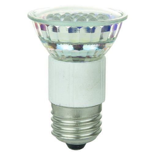 Sunlite Jdr/20Led/1W/Med/Dl Led 120-Volt 1-Watt Medium Based Jdr Lamp Daylight Color