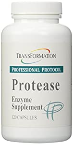 Transformation Enzyme Protease 120 Capsules