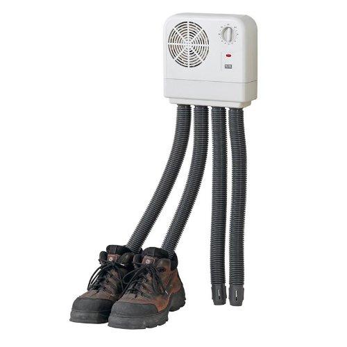 Séche chaussures bottes gants electrique 2 paires 350W