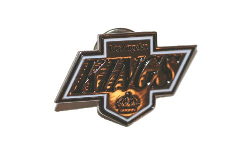 Los Angeles Kings NHL Hockey Logo Lapel Pin Badge ... 1 X 1 Inches ... New primary