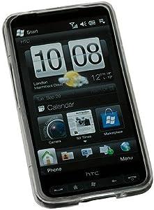 Das Original YAYAGO Set für Ihr HTC HD2 : Silikon Case transparent Tasche für Ihr HTC HD2 + Kfz Ladekabel für Ihr HTC HD2 + Sportliche Oberarmtasche + Yayago Lanyard