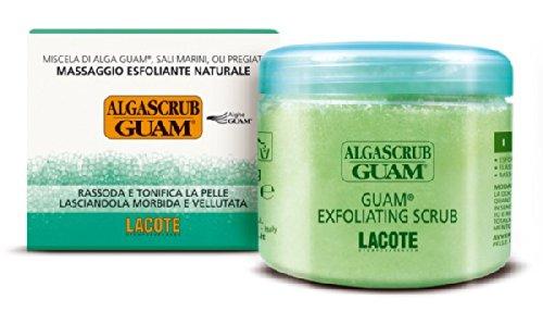GUAM Fango ALGASCRUB 700g rassoda tonifica pelle cellulite exfoliating scrub