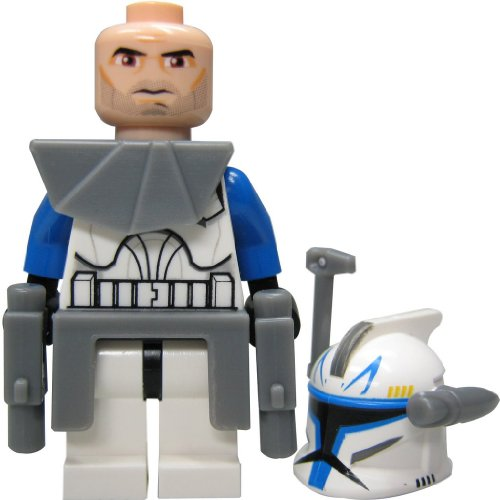 LEGO Star Wars Figur Captain Rex - Clone Wars - from Set 7675