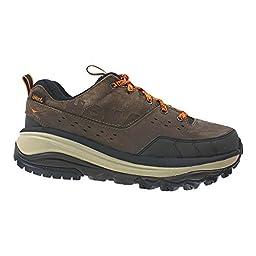 1008980-BBON Hoka One One Men\'s Tor Summit WP Hiking Shoes - Brown - 10.0 - M