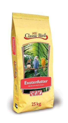 Classic Bird Exotenfutter, Vogelfutter - 25kg