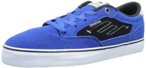 Emerica Mens THE JINX 2 Trainers Blue Blau (blue/white 640) Size: 10 (44 EU)