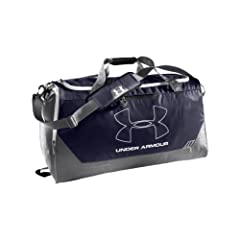 Under Armour UA Hustle Storm LG Duffle Bag by Under Armour