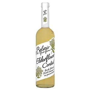 Amazon.com : Belvoir Elderflower Cordial - 6/16.8 oz bottles : Grocery ...