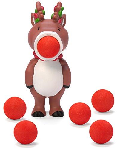 Hog Wild Holiday Reindeer Popper