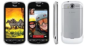 White HTC myTouch 4G Unlocked GSM SIM Card Smartphone Android Large Screen GPS WiFi