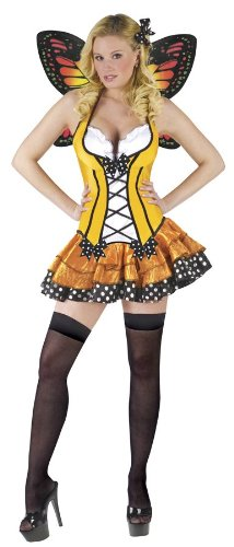 Butterfly Queen Costume - Small - Dress Size 6-8