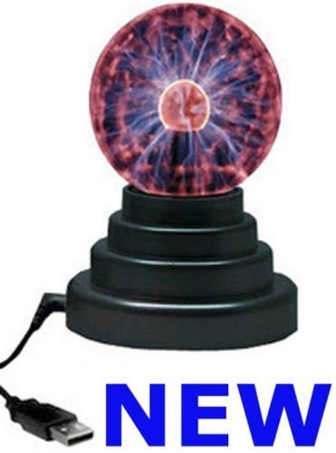 Generic USB Powered Plasma Ball - 1