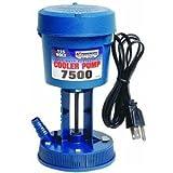 Dial 1175 Pump- Ul7500 115 V 1/60 Hp 360 Gph Ul Blue