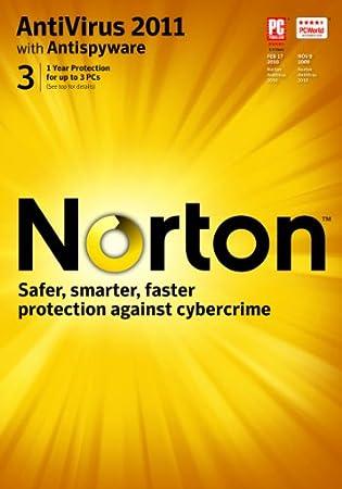 Norton AntiVirus 2011 - 1 User / 3 PC [Download] [OLD VERSION]