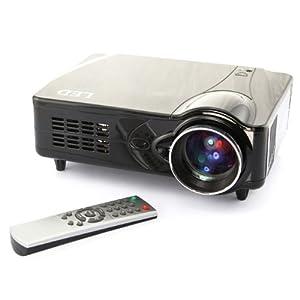3D 1080P HD PROJECTOR 2200 Lumen contrast 800:1 16:9 Aspect ratio support 1080P/1080i/720P/576P/480P/576i/480i