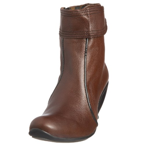 Fly London Women's Sara Ankle Boot Brown P141714000 5 UK