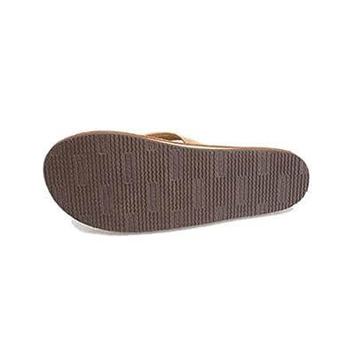 Rainbow Sandals Men's Single Layer Wide Strap